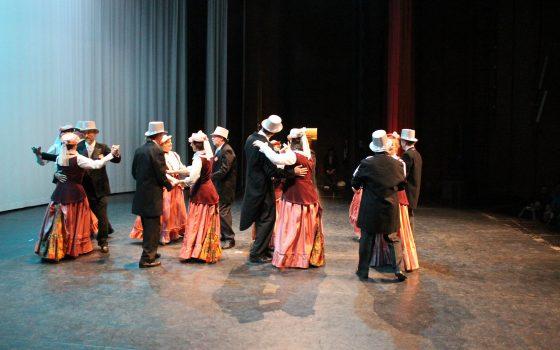Gala de danses traditionnelles par l'Ensemble Clap'Sabots – 37ème année