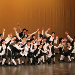 Danses israéliennes